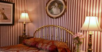 马拉杨克钱伯斯住宿加早餐旅馆 - 费城 - 睡房