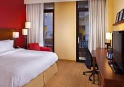 法国区旁新奥尔良市中心庭院酒店 - 新奥尔良 - 睡房