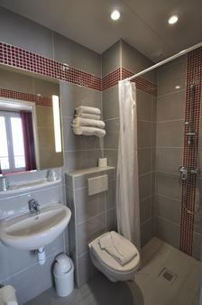 巴黎都灵大酒店 - 巴黎 - 浴室