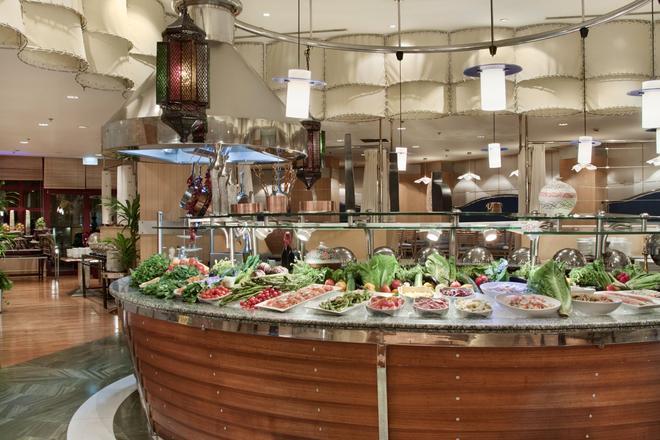 吉达希尔顿酒店 - 吉达 - 食物