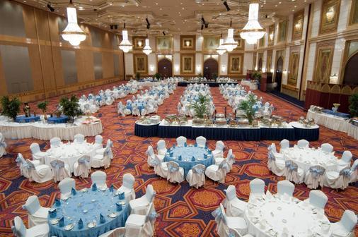 吉达希尔顿酒店 - 吉达 - 宴会厅