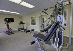 海岸棕榈树客栈及套房酒店 - 大洋城 - 健身房