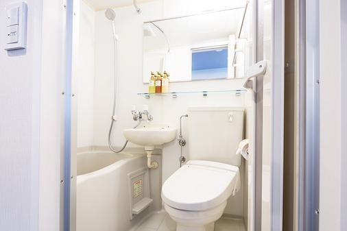 神田mystays酒店 - 东京 - 浴室