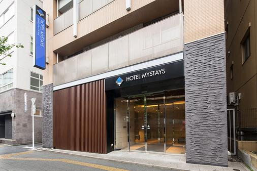 神田mystays酒店 - 东京 - 建筑
