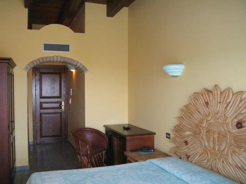 戴尔安科瑞酒店 - 维拉西米乌斯 - 睡房