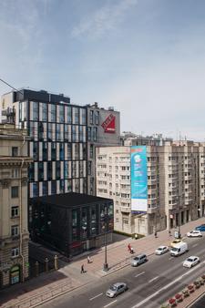佛提蔻公寓式酒店 - 圣彼德堡 - 建筑