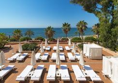 Hotel Fuerte Marbella - 马贝拉 - 游泳池