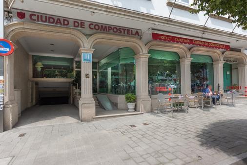 康姆波斯特拉苏伊德酒店 - 圣地亚哥-德孔波斯特拉 - 建筑