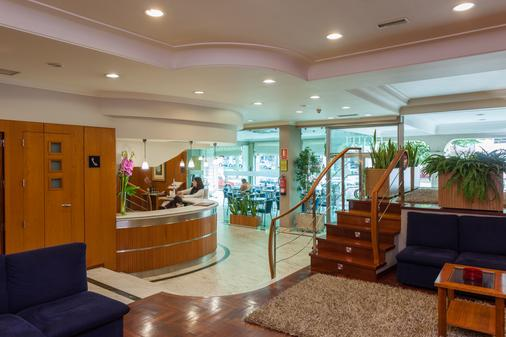 康姆波斯特拉苏伊德酒店 - 圣地亚哥-德孔波斯特拉 - 柜台