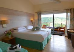 阿利维圣朱利亚酒店 - 维琪奥港 - 睡房