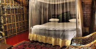 棕榈树度假村 - 卡纳科纳 - 睡房