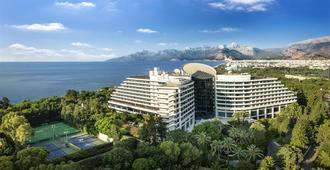安塔利亚市中心里克瑟斯酒店 - 安塔利亚 - 建筑
