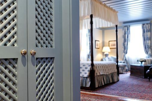 阿尔贝格酒店 - 贝鲁特 - 睡房