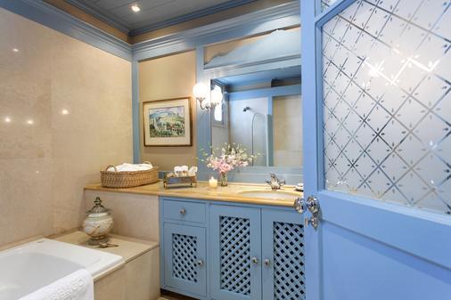 阿尔贝格酒店 - 贝鲁特 - 浴室