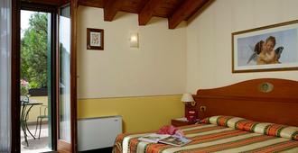 安蒂科莫洛酒店 - 威尼斯 - 睡房