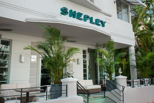 巨浪酒店 - 迈阿密海滩 - 建筑