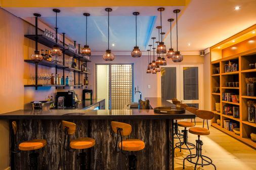 阿特霍广场酒店及别墅 - 约翰内斯堡 - 酒吧