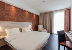 Star Inn Hotel Premium München Domagkstrasse, by Quality - 慕尼黑 - 睡房