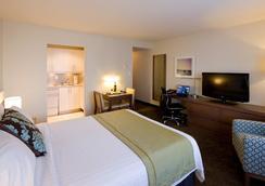 万豪原住客栈西山公寓式酒店 - Montreal - 睡房