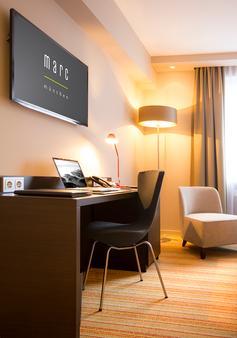 慕尼黑马克酒店 - 慕尼黑 - 客厅