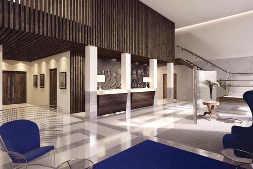利物浦希尔顿逸林酒店 - 利物浦 - 大厅