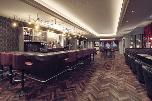 利物浦希尔顿逸林酒店 - 利物浦 - 酒吧