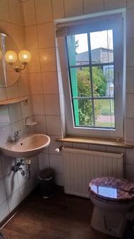 木屐制造者旅馆 - 伯格(施普雷瓦尔德) - 浴室