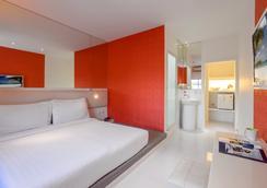 中华帝王设计酒店 - 普吉岛 - 睡房