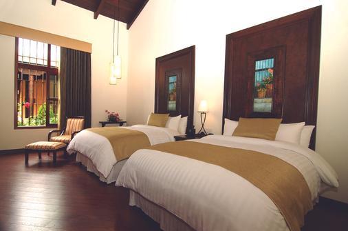 安提瓜卡米诺雷亚度假酒店 - 安地瓜 - 睡房