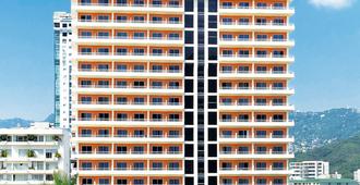 阿卡普尔科艾莫瑞亚酒店 - 阿卡普尔科 - 建筑