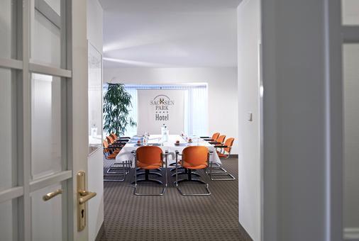 萨克森公园酒店 - 莱比锡 - 商务中心