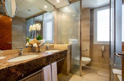 艾特恩瓦伦西亚塞科特尔酒店 - 巴伦西亚 - 浴室