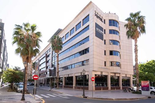 艾特恩瓦伦西亚塞科特尔酒店 - 巴伦西亚 - 建筑