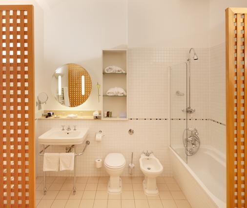 达斯里雅斯特酒店 - 维也纳 - 浴室