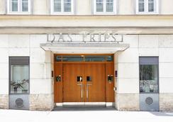 达斯里雅斯特酒店 - 维也纳 - 建筑
