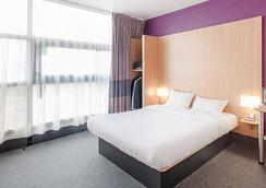魏尔伦格勒诺布尔中心住宿加早餐酒店 - 格勒诺布尔 - 睡房