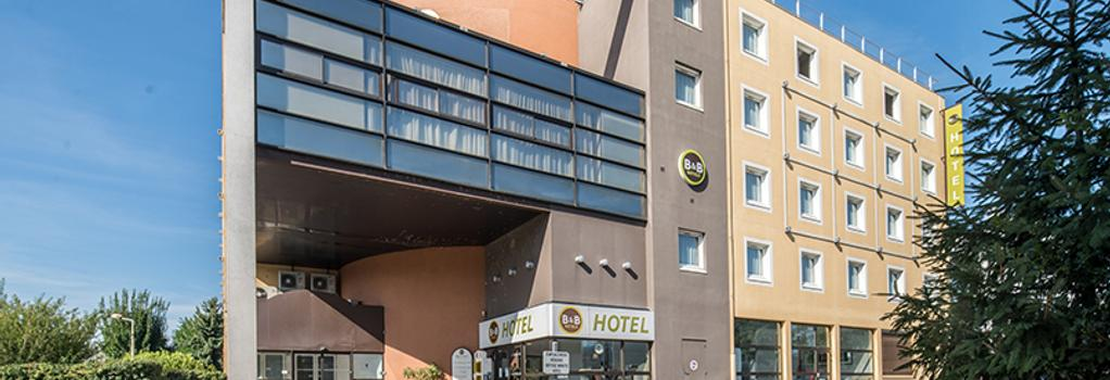 魏尔伦格勒诺布尔中心住宿加早餐酒店 - 格勒诺布尔 - 建筑