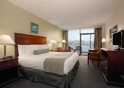 弗吉尼亚海滩戴斯酒店 - 弗吉尼亚海滩 - 睡房