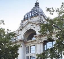 安特卫普老城希尔顿酒店