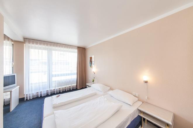 杜塞尔多夫安德科诺富姆酒店 - 杜塞尔多夫 - 睡房
