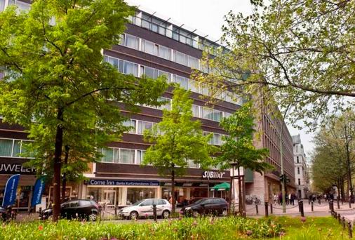 柏林选帝侯大街卡姆酒店 - 柏林 - 建筑