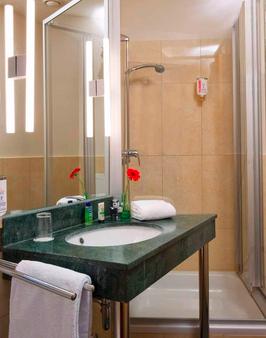 柏林选帝侯大街卡姆酒店 - 柏林 - 浴室