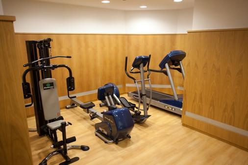 大陆酒店 - 马略卡岛帕尔马 - 健身房