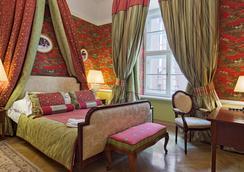 秘密花园酒店 - Krakow - 睡房