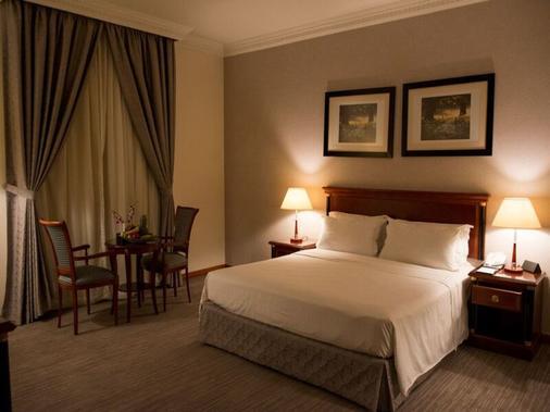 行政酒店- 奥拉亚 - 利雅德 - 睡房