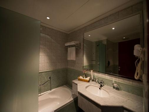 行政酒店- 奥拉亚 - 利雅德 - 浴室