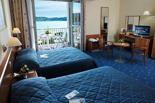 Hotel Riviera - LifeClass Hotels & Spa - Portoroz - 睡房