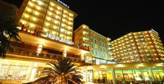 里维埃拉莱夫库拉斯酒店 - 温泉及健康中心 - 玫瑰港市