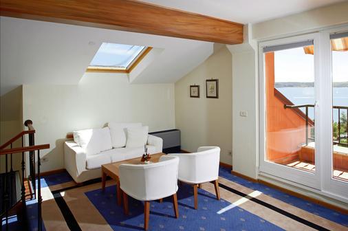 Hotel Riviera - LifeClass Hotels & Spa - Portoroz - 客厅