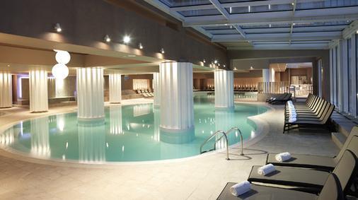 Hotel Riviera - LifeClass Hotels & Spa - Portoroz - 游泳池